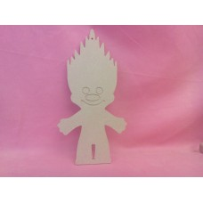 4mm MDF  Hanging Troll Design 1